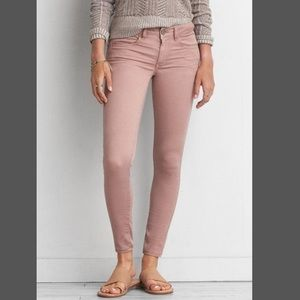 AEO Pink Jeggings BRAND NEW
